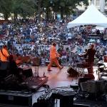 Euge Groove wows 'em at JaxJazzFest 2013
